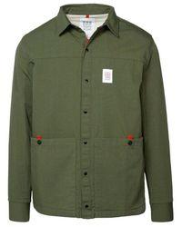 Topo Jacket - Grün