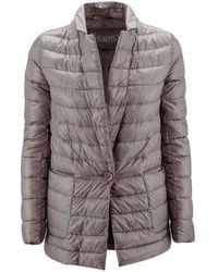 Herno Coat - Naturel