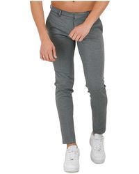 DRYKORN Trousers - Gris