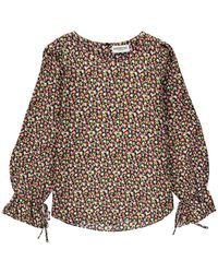 Essentiel Antwerp Uwp21052ts Short Sleeve Top - Zwart