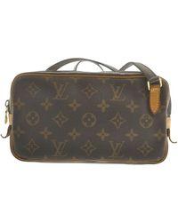 Louis Vuitton Marly - Bruin