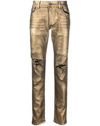 Dolce & Gabbana Jeans - Gelb