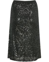 Soaked In Luxury Nicoline Skirt - Zwart