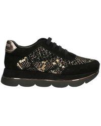 CafeNoir Fdb596 Sneakers Low - Schwarz