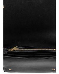 AllSaints Goldsmith strapped wallet - Nero