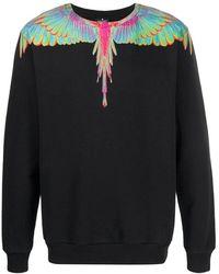 Marcelo Burlon Sweater - Zwart