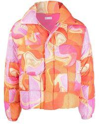 ERL Coat - Roze
