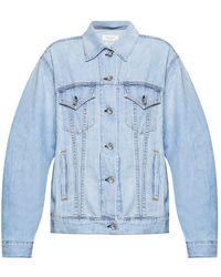 Rag & Bone Denim jacket - Azul