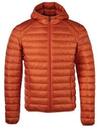 J.O.T.T Nico Jacket - Oranje