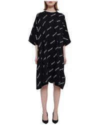 Balenciaga Dress - Zwart