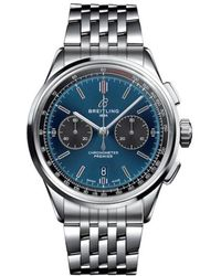 Breitling Watch Premier - Grijs