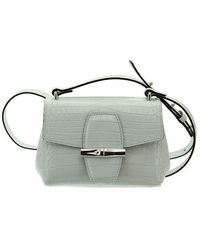 Longchamp Cross Body Bag - Groen