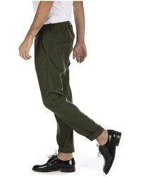 Cruna Trousers Verde