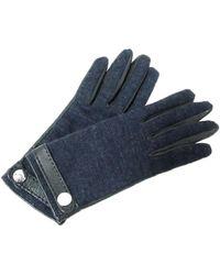 Hermès Handschoenen - Blauw