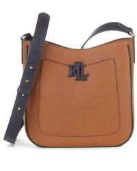 Ralph Lauren 431-837539 Shoulder Bag - Bruin