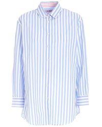 Mc2 Saint Barth Brigitte Shirt - Blauw