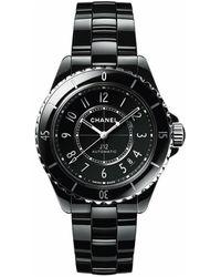 Chanel J12 Watch - Noir