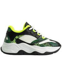 NIKKIE Sneakers - Groen