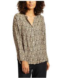 Diega - Carmena Printed Shirt - Lyst