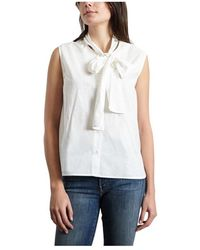 Bellerose Anderson Top - Bianco