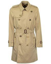 Burberry Trench Coat Heritage The Chelsea - Naturel