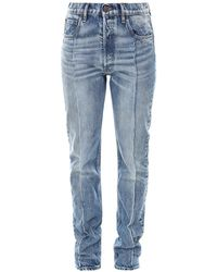 Maison Margiela Jeans S51la0139s30744 - Blauw