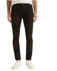 Guess M0ba27-d3y2a Skinny Jeans - Zwart