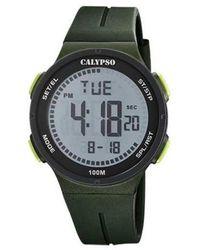 Calypso St. Barth Watch Ur - K5803_3 - Groen