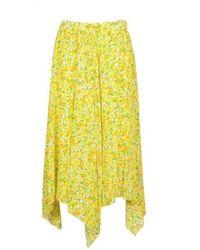 Boutique Moschino Skirt - Geel