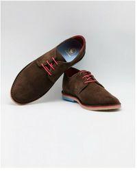 El Ganso Zapatos Guerrero Marrón