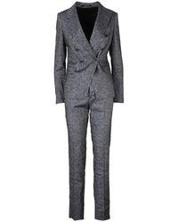 Tagliatore Suit - Grijs