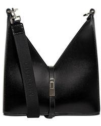 Givenchy Cut Out Bag - Zwart