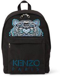 KENZO Tiger Backpack - Zwart