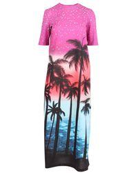 Faith Connexion Dress - Roze
