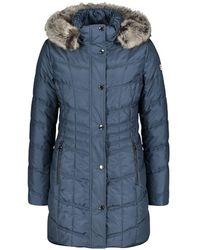 Betty Barclay Coat 70061552 - Blauw