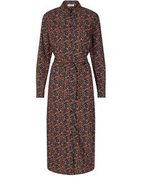 Minimum Elfritsa Dress - Bruin