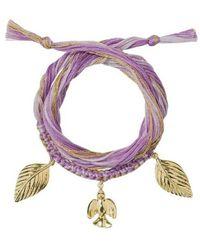 Aurelie Bidermann Honolulu Bracelet - Meerkleurig