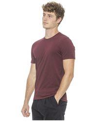 Alpha Studio - T-shirt Rojo - Lyst