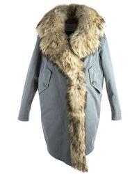 Bazar Deluxe Coat - Azul