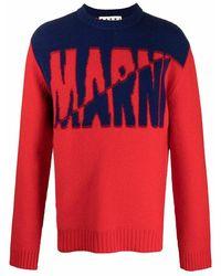 Marni Sweater - Rosso