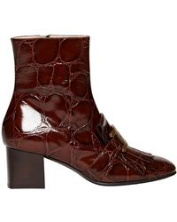 Tod's Ankle Boots - Bruin
