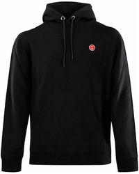 Aspesi Ay 28 l672 hoodie - Negro