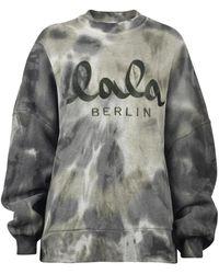Lala Berlin Sweatshirt Izaya - Grigio