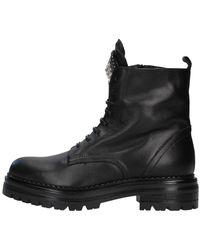 Albano Amphibians Boots - Schwarz