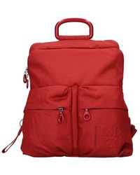 Mandarina Duck Qntz 4 backpack - Rojo