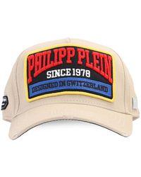 Philipp Plein Baseball Cap - Naturel