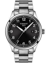 Tissot Gent XL watch - Schwarz