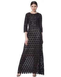 Silvian Heach Dress - Zwart