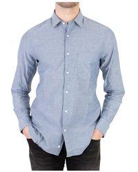 Aspesi Shirt Ridotta II - Blau