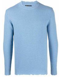 Daniele Alessandrini Sweater - Blauw